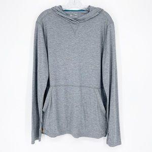Tentree Gray Sweatshirt Size Medium